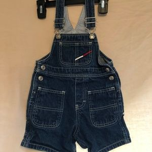 short jean jumper